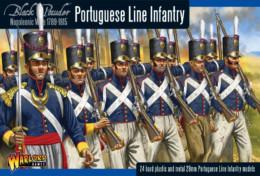 PORTUGUESE LINE INFANTRY Warlord Games Black Powder Napoleonics SD
