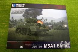 Rubicon Models M5A1 Stuart/ M5A1 Recce 1/56th scale 28mm RU014