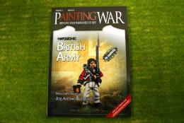 PAINTING WAR ISSUE #4 NAPOLEONIC BRITISH BOOK/ MAGAZINE