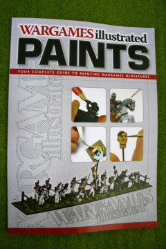 WARGAMES ILLUSTRATED PAINTS – Your complete guide to painting miniatures