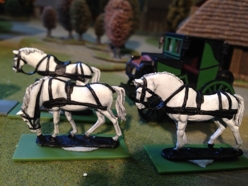 Off Side Horses