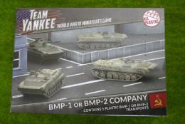 Team Yankee BMP-1 or BMP-2 Company Flames of War 15mm TSBX02