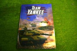 TEAM YANKEE Rulebook Flames of War Supplement FW905