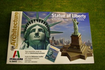 Statue of Liberty Italeri 68002