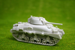 1/56 28mm WW2 US Sherman MK II Blitzkrieg Miniatures