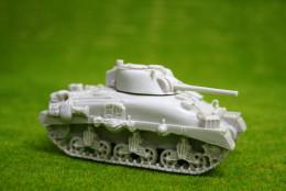 1/56 28mm WW2 US Sherman MK II Blitzkrieg Miniatures