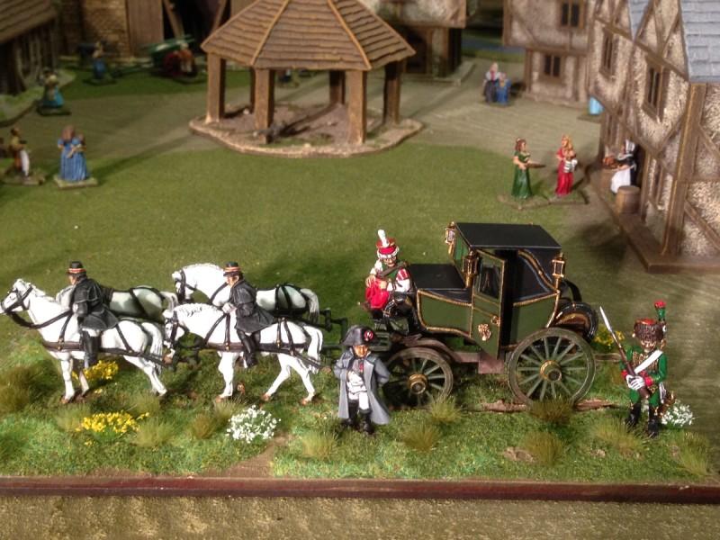Napoleon visits Little Bingham