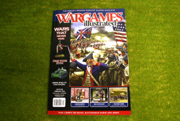 WARGAMES ILLUSTRATED ISSUE 340 FEB 2016 MAGAZINE