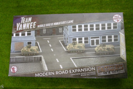 Team Yankee MODERN ROADS EXPANSION SET Flames of War 15mm BB189