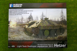 Rubicon Models German Jagdpanzer 38(t) Hetzer1/56th scale 28mm RU021