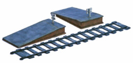 Railway Accessories Loading Ramps R015