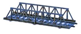 Railway Accessories Warren Truss Bridge (Single track) R018