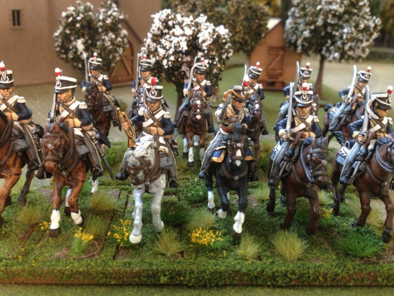 11th Light Dragoons - prepare to Charge!