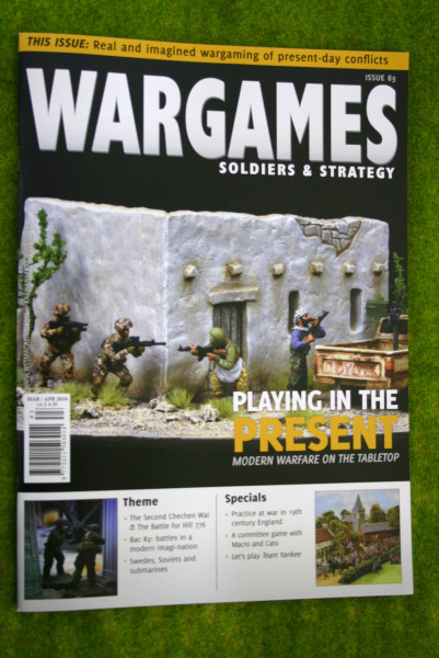 WARGAMES, SOLDIERS & STRATEGY MAGAZINE Issue 83