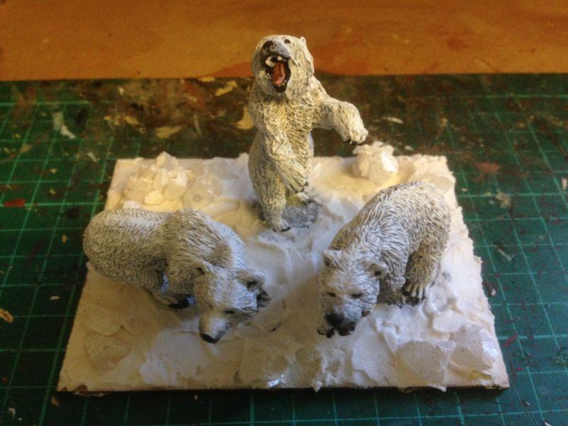 Three Bears!