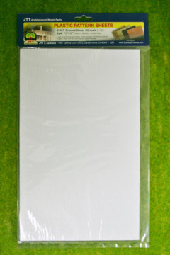 DRESSED STONE PACK OF 2 SHEETS  HO SCALE LS97427