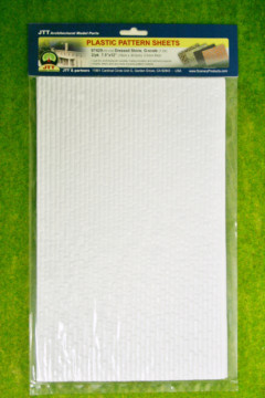 DRESSED STONE PACK OF 2 SHEETS G-SCALE LS97429