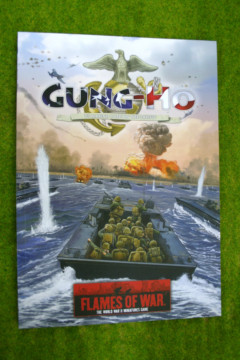Flames of war GUNG-HO US Marine Corps in the Pacific Supplement