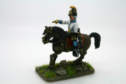 Trent Miniatures HUNGARIAN COLONEL (mounted) AH98/06 28mm