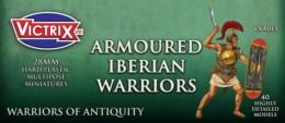Victrix Armoured Iberian Warriors 28mm VXA013