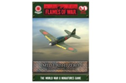 Flames of War Japanese Mitsubishi Zero 1:144 AC017