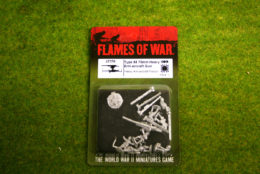 Flames of War Japanese Type 88 75mm Heavy Anti-aircraft Gun 15mm JP550