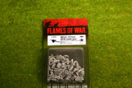 Flames of War US M3A1 37mm Anti-tank Gun 15mm US509