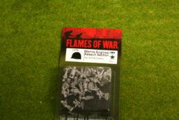 Flames of War US Marine Engineer Assault Section 15mm US776