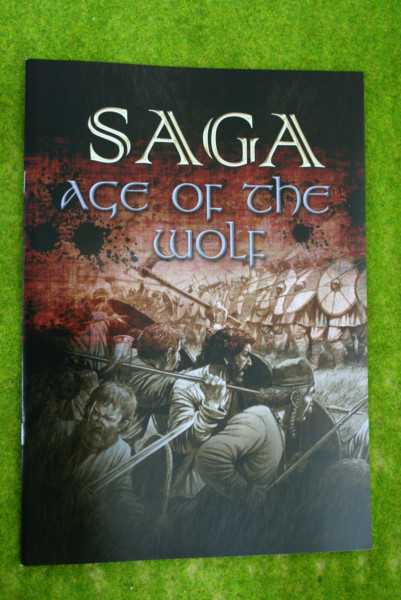 SAGA AGE OF THE WOLF (Campaign Book) GRIPPING BEAST
