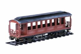 Old West Cowboy Railway Passenger Wagon D053