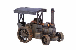 WW EUROPE Traction Engine 28mm Laser cut MDF kit N066