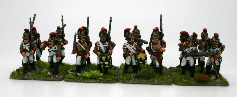 Austrian Artillery Fusiliers