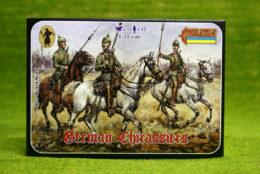 Strelets WW1 GERMAN CHIRASSIERS ( Cuirassiers) 1/72 0077