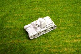 1/48 scale – 28mm French R35 Light Tank WW2 Blitzkrieg Miniatures