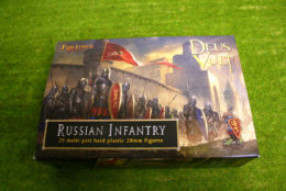 FireForge Games RUSSIAN INFANTRY 28mm Plastic set