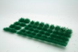 Grass Tufts – Green Tufts – 6mm Javis Scenics JTUFT8