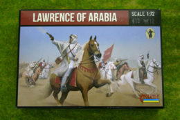 Strelets LAWRENCE OF ARABIA 1/72 miniset 115