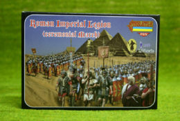 Roman Imperial Legion CEREMONIAL MARCH 1/72 Strelets set M101