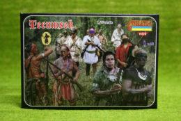 Strelets Tecumseh American Indians 1/72 M107