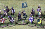 Saxons Early & Late 28mm
