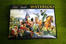 WATERLOO – BLACK POWDER NAPOLEONIC STARTER SET Warlord Games Black Powder SD