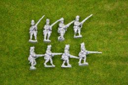 Trent Miniatures GERMAN INFANTRY ADVANCING AH96/02
