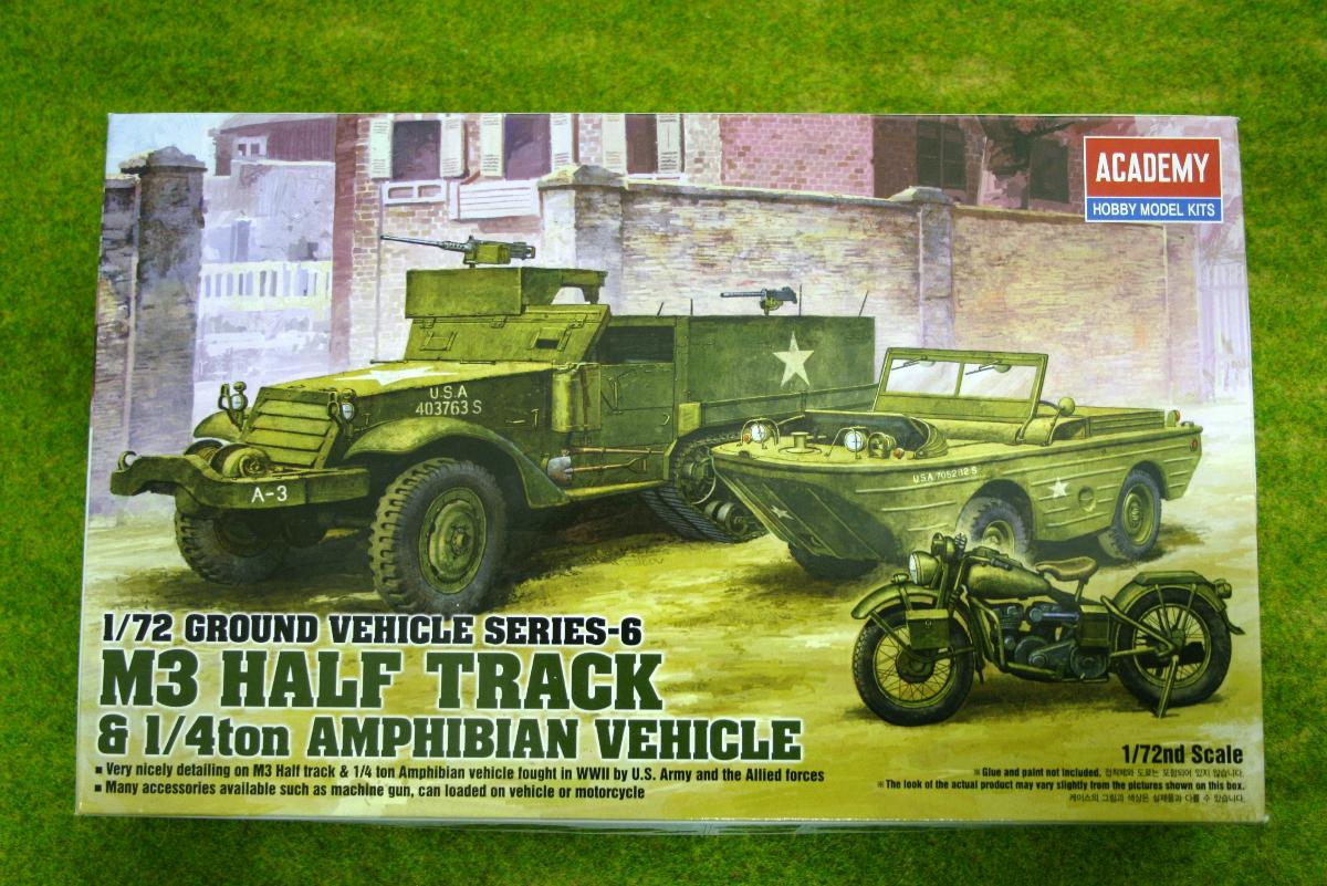 U s m3 half track 1 4 ton amphibian vehicle academy 1 - Conversion m3 en tonne ...