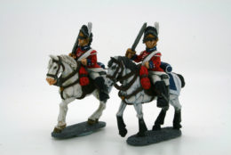 Trent Miniatures BC04 SCOTS GREYS pack of Three models 28mm