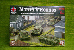 Flames of War MONTY'S HOUNDS 15mm BRAB08