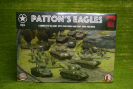 Flames of War PATTON'S EAGLES 15mm USAB07
