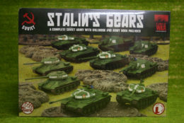 Flames of War STALIN'S BEARS 15mm SUAB07