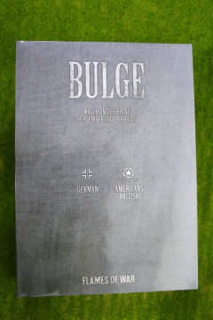 Flames of war Supplement – BULGE- Watch on the Rhine 1944 -1945