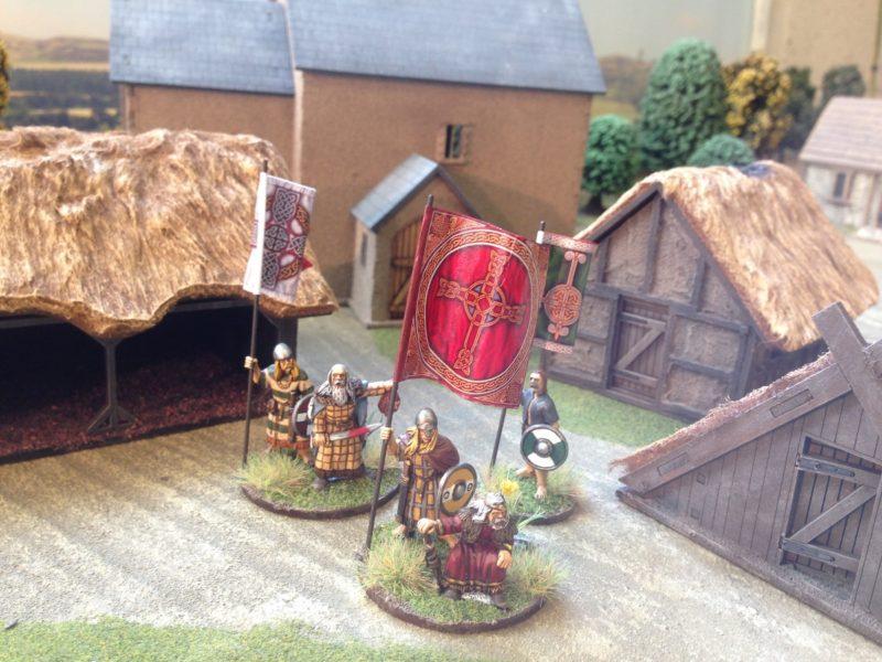 Dark Age Village - work in progress