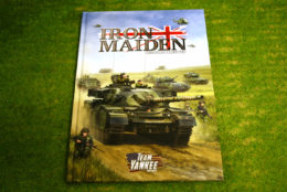 IRON MAIDEN Team Yankee British Flames of War Supplement FW907